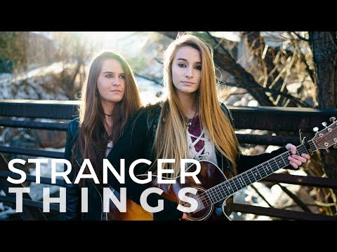 Kygo & One Republic - Stranger Things - a Facing West cover
