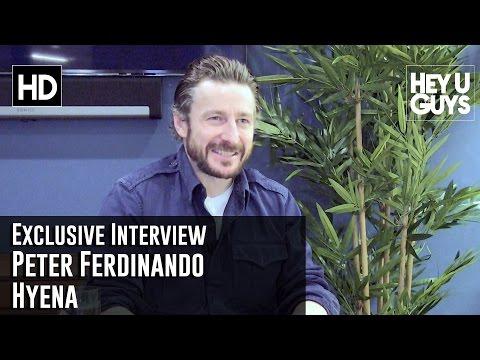 Peter Ferdinando Exclusive   Hyena