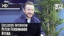 Peter Ferdinando Exclusive Interview - Hyena