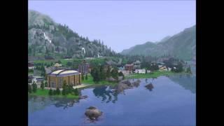 Sims 3 - Hidden Springs Town
