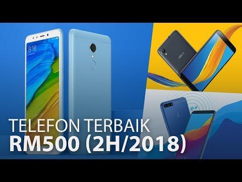 Telefon Terbaik Di Bawah Rm500 Pertengahan 2018 Youtube