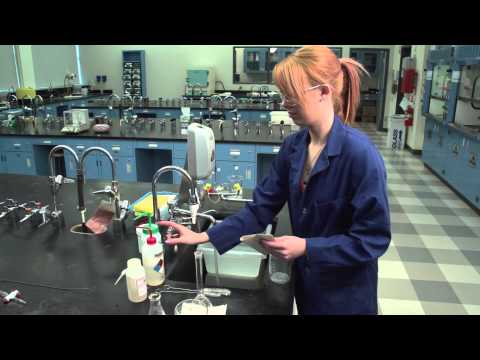 Cleaning Laboratory Glassware