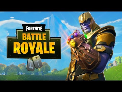 Jadi Thanos | Fortnite Moment Lucu (Bahasa Indonesia)