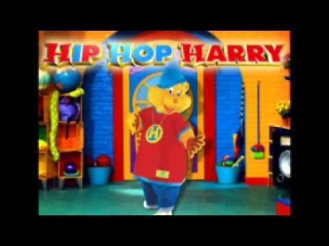 Hip Hop Harry Remix = Jackson Beatz