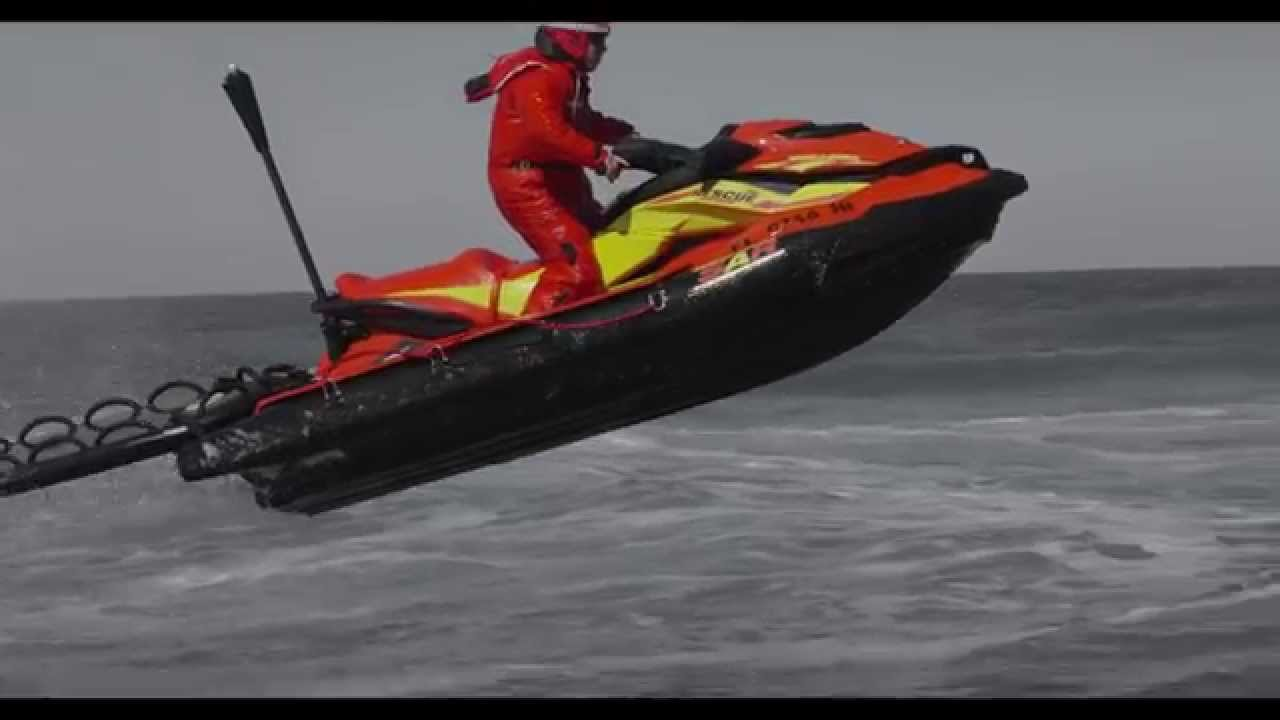 Sea Doo Search And Rescue Sar Youtube