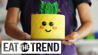 Pineapple Cake | Eat the Trend