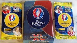 Part 9: UEFA EURO 2016 France Panini Box Set #2 - 3 Limited Edition Cards Adrenalyn XL