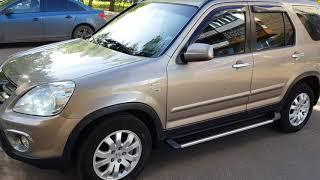 Honda CR-V 2006г, Цена: 565т