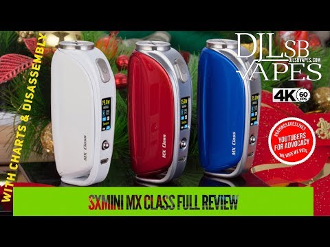 Yihi SXmini MX Class Full Review with Charts and Disassembly