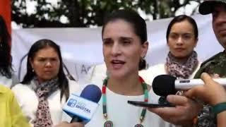 ANASE ENTREGA DE VIVIENDA A UN SOLDADO HÉROE DEL EJERCITO EN FLORENCIA.