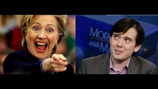 Martin Shkreli $5 Million Bail Revoked after he Offered up $5000 for Hillary Clinton Hair follicle.