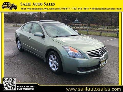 Nissan Altima 2 5sl >> Salit Auto Sales 2009 Nissan Altima 2 5sl In Edison Nj Youtube