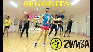 "Cover images ""Senorita"" - Shawn Mendes and Camila Cabello | Zumba® Choreography | Down Tempo"