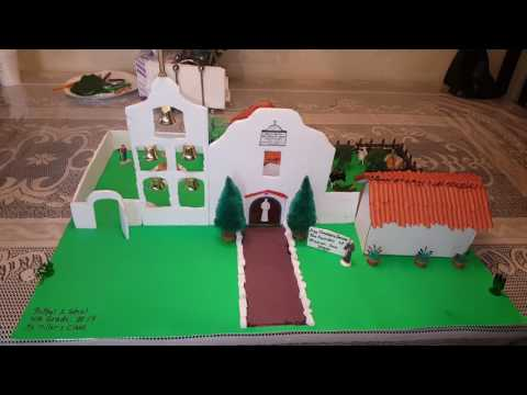 MY PROJECT:MISSION SAN DIEGO DE ALCALA