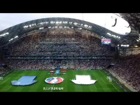 Stade Vélodrome - France Allemagne Euro 2016