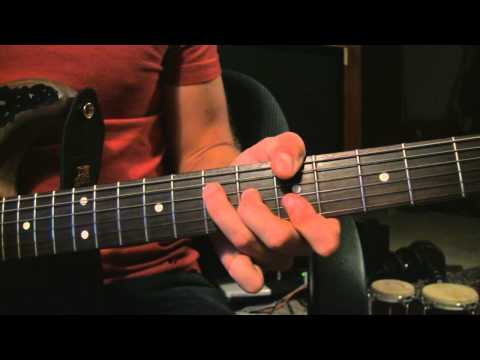Friends Lovers Or Nothing Guitar Lesson 3/3 - Ending