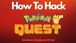 How To Hack Pokemon Quest june 2019
