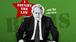 I Fought the Law - Boris Johnson x The Clash