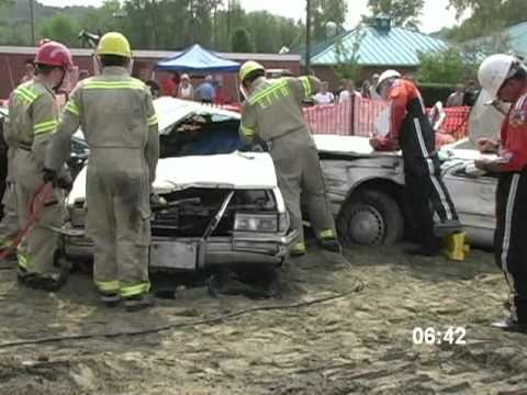 East Fishkill (NY) Fire District Extrication Team in Competition 2005