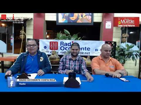 DEPORTES  RADIO OCCIDENTE COSTA RICA