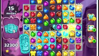 Genies and Gems Level 854