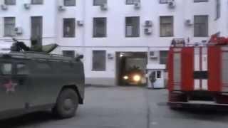 Вежливые люди в Крыму. Как это было  | © 2014