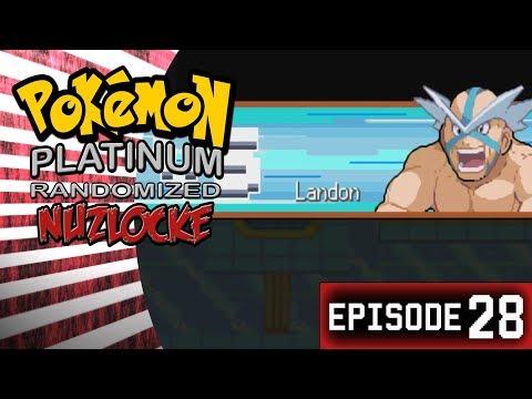 Pokémon Platinum Randomized Nuzlocke Ep#28: Pastoria Gym Time!