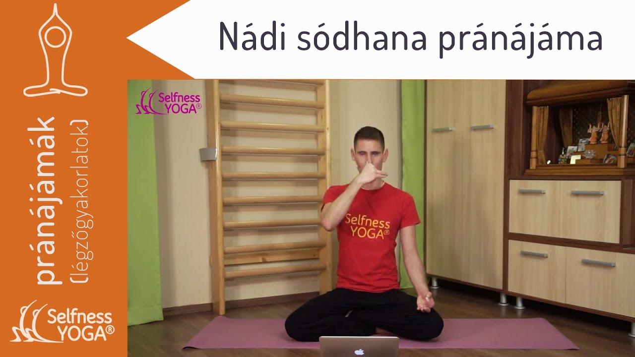 Helyreállítani a látást jógával