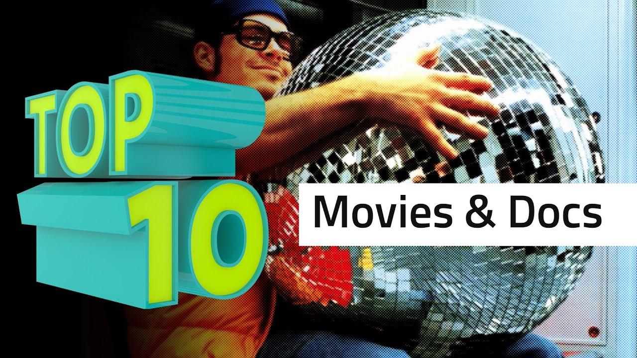 Top 10 EDM Movies & Documentaries
