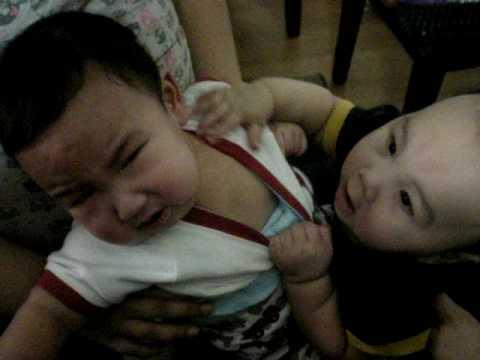 baby brett and illur milluq