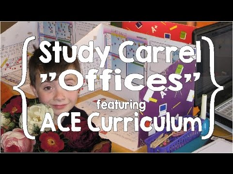 "Study Carrel""Offices"" feat. ACE Curriculum"