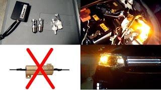 ハイフラ抵抗を使わずにウインカーをLED化する方法(PIAA LEDレギュレーター(H-540)編) ワゴンRスティングレー thumbnail