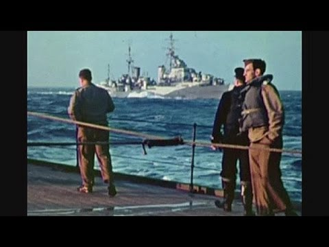 A rare look at WW2 in colour  'George Stevens: DDay To Berlin'  cinema