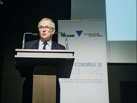 FORUM ECO GRAND PARIS | Pascal Chassaing - Chambre des Notaires de Paris