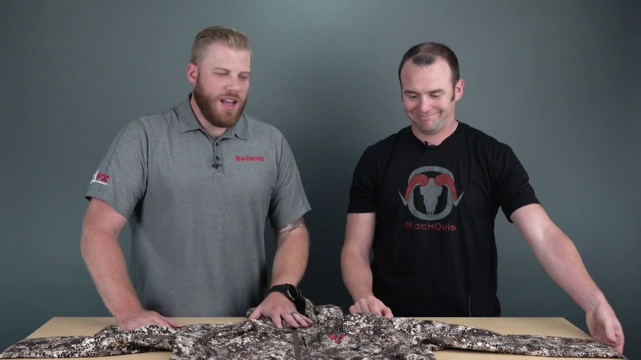 4bda577978d64 Badlands Clothing Overview/New Pattern - YouTube