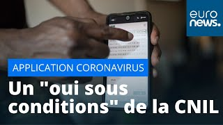 "Application contre le coronavirus : un ""oui sous conditions"" de la CNIL et un appel à la v"