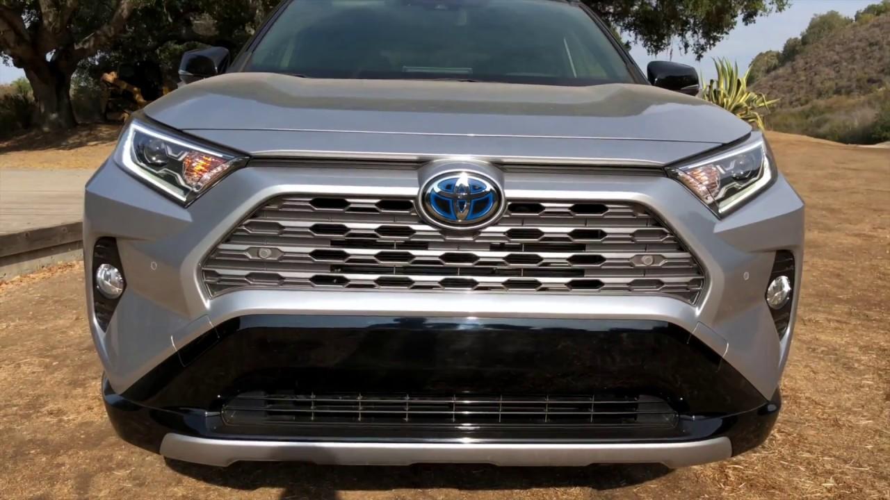 2019 Toyota RAV4 XSE Hybrid Quick Walkaround