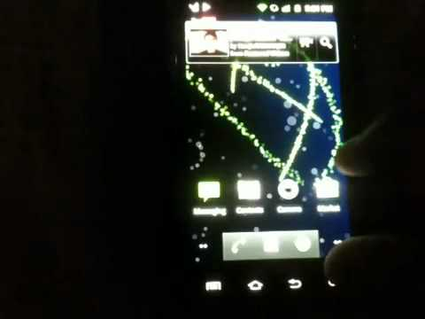 The Best 4 Android Live Wallpaper 2011