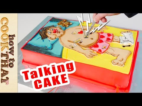 IT WORKS! Operation Game CAKE, How To Cook That Ann Reardon