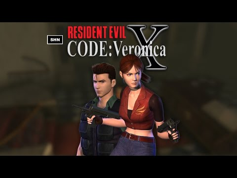 Resident Evil : Code Veronica X HD Remaster Walkthrough Long