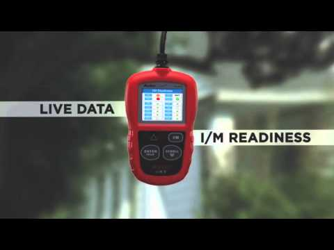 Autel   AL319   OBD II EOBD Code Reader