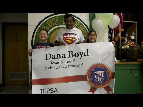 East Point Elementary School Principal Dana Boyd