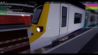 Trenes Roblox en Leighton Stepford road y Rocket parade (33 sub especial)