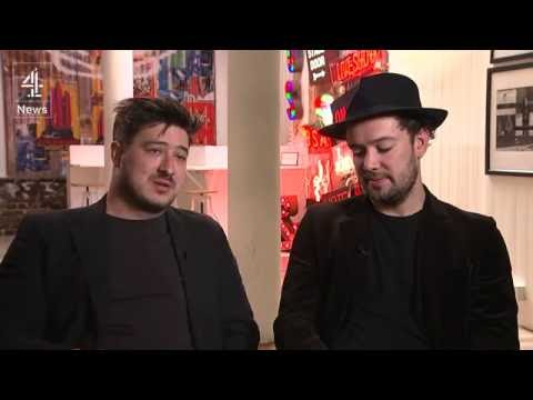 "Mumford and Sons: Marcus Mumford and Ben Lovett on Brexit and being a ""British export"""