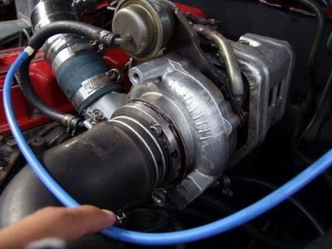 รถซาเล้งไทย ติด Turbo
