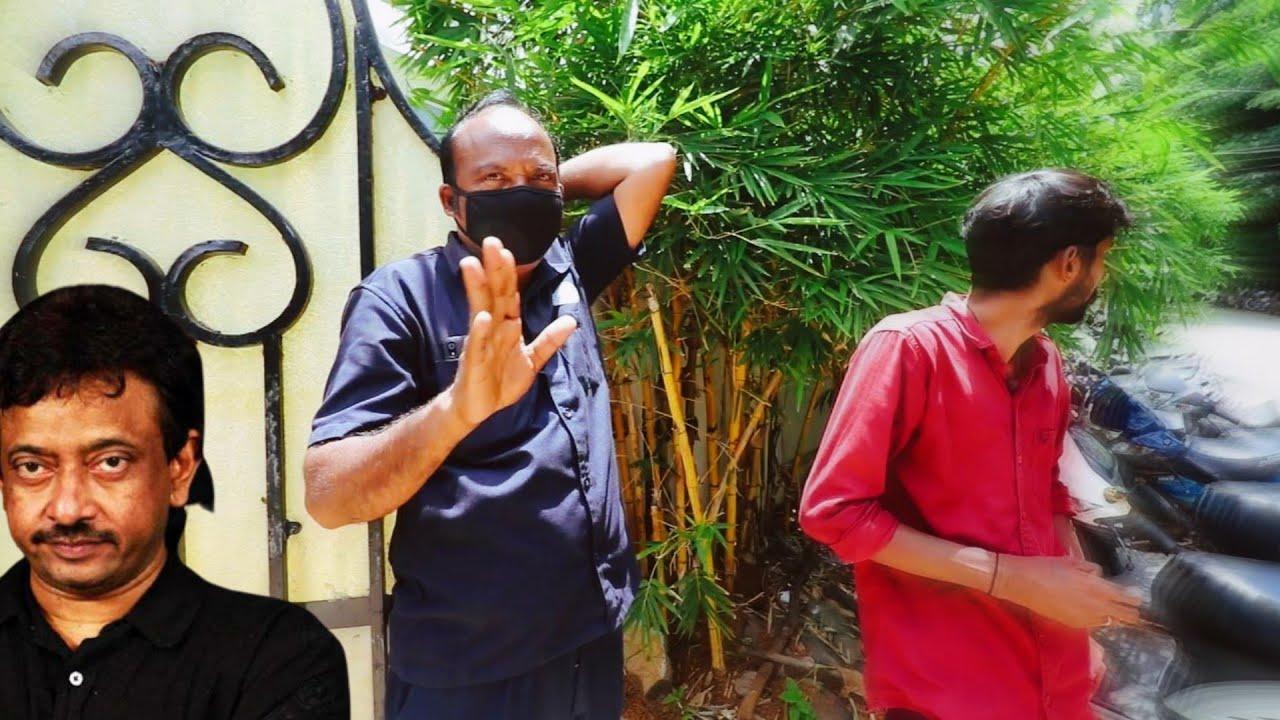 TRYING TO MEET RGV – Part 1   Telugu vlogs – Kabir Khan