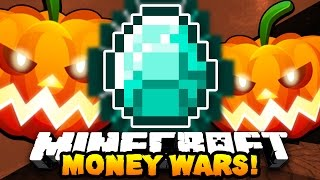 "Minecraft MONEY WARS ""NEW HALLOWEEN MAP!"" #16 