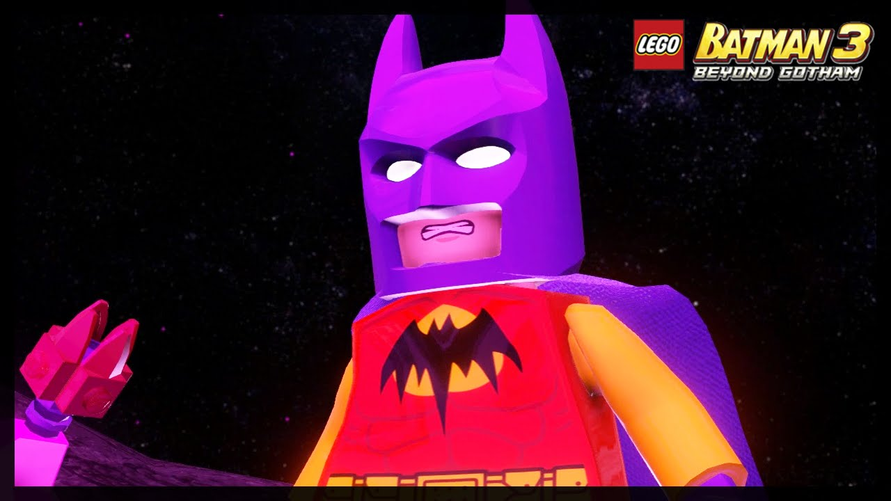 LEGO BATMAN 3 Batman Zur En Arrh LORE Amp Gameplay YouTube