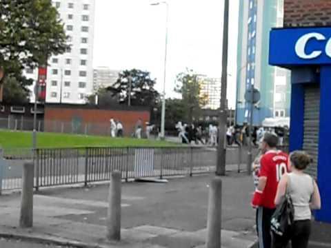 salford riots 2011