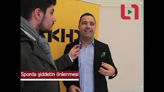 Rezan Epözdemir Sporda Şiddetin Önlenmesi Hakkında Konuştu - 6N1K - 140.Röportaj